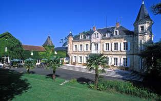 Week-end avec dîner gastronomique, dans un château au cœur du pays Gascon
