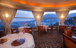 Week-end avec dîner gastronomique sur les bords du lac d'Annecy