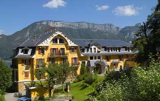 Offre spéciale : Week-end détente avec vue sur le lac d'Annecy
