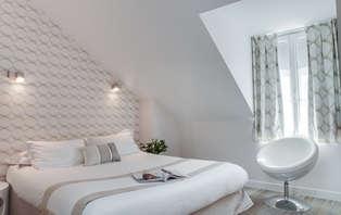 Week-end romantique en chambre privilège à Fontainebleau  (-50% de remise à partir de la 2ème nuit)