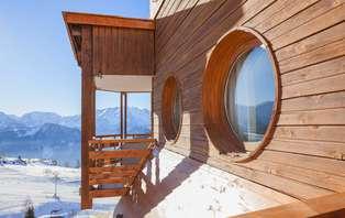 Weekend détente au ski à l'Alpe d'Huez
