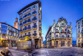 Hotel Bed4U Pamplona -