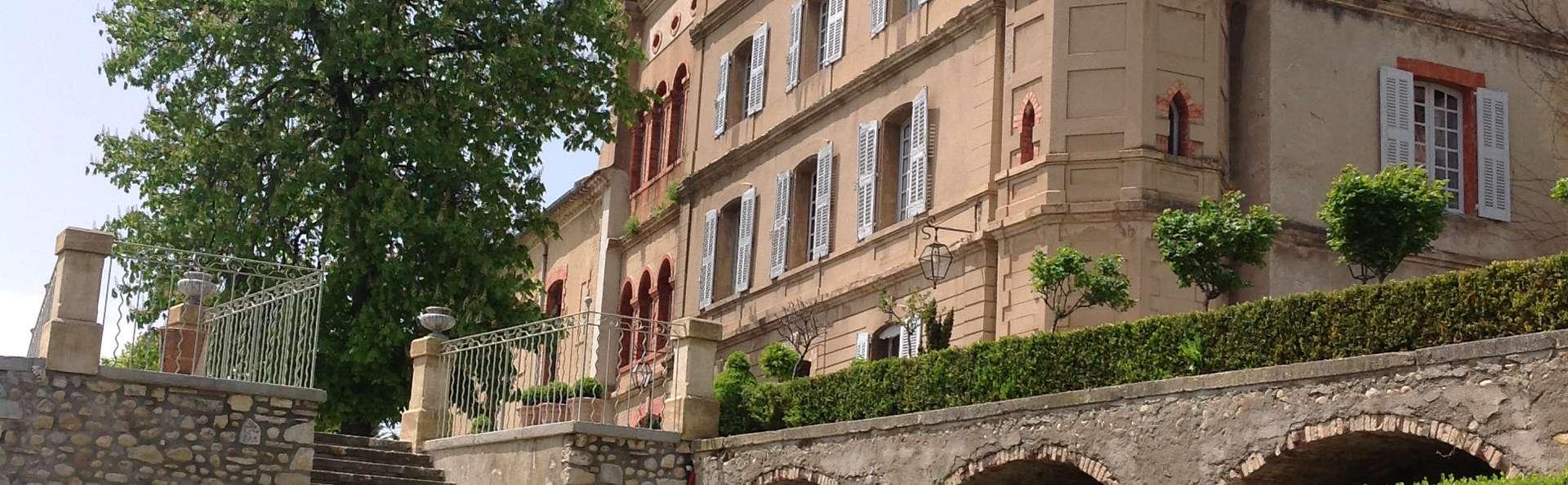 Hotel Château du Grand Jardin, Hotel Valensole