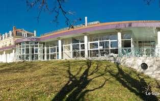 Week-end bien-être avec accès spa dans une station thermale, à côté de Clermont-Ferrand