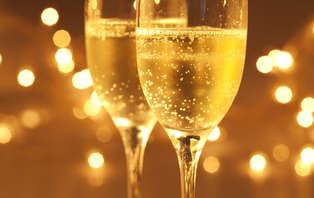Week-end romantique avec demi bouteille de champagne près de Toulouse
