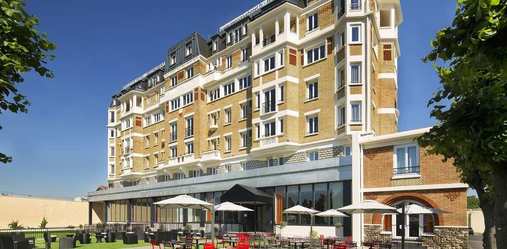 Executive hotel paris gennevilliers h tel de charme for Reservation hotel pas chere