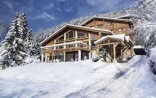 Week-end ski et détente à La Clusaz