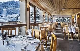 Week-end détente au ski avec dîner à la Clusaz