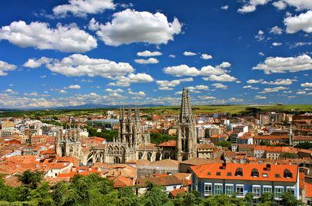 Escapada relax con toque romántico en el centro de Burgos