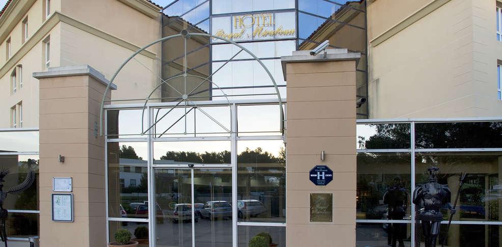 H tel royal mirabeau h tel de charme aix en provence 13 - Hotel de charme aix en provence ...