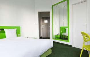 Week-end en famille dans un hôtel moderne à Bruxelles