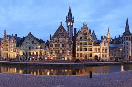 Découvrez la bière belge Stropke et visitez le Gravensteen