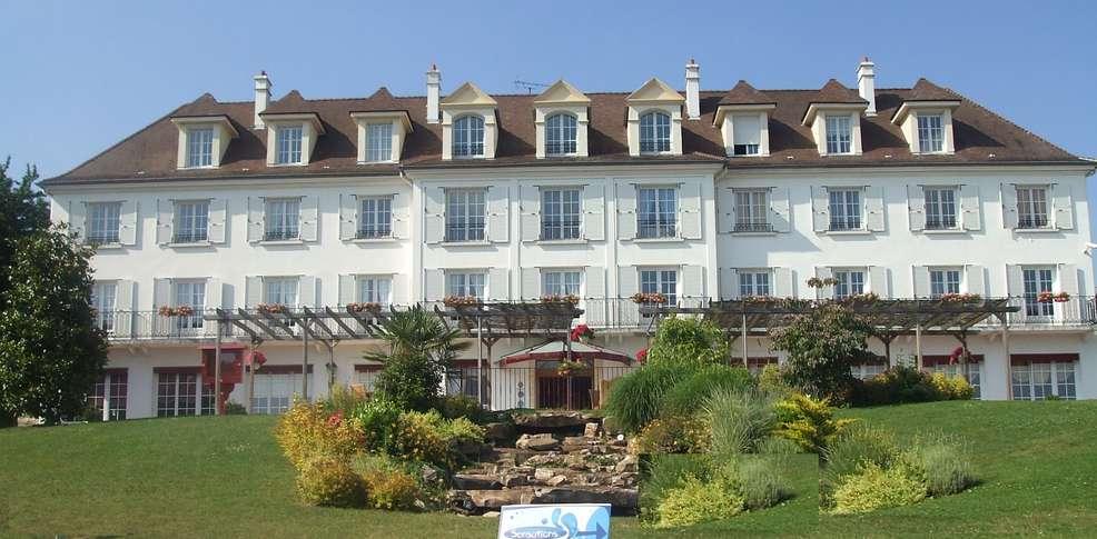 H tel ile de france h tel de charme ch teau thierry 02 for Hotel de charme france