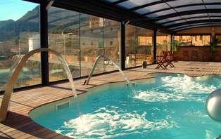 Escapada con cena y acceso al spa en el Maestrazgo-Teruel (desde 2 noches)