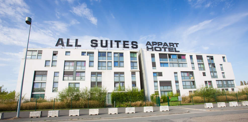 All suites appart hotel bordeaux lac r sidence for Appart hotel utrecht