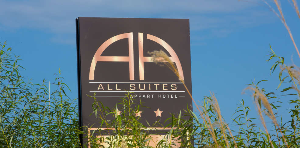 All suites appart hotel bordeaux lac r sidence h tel for Reservation appart hotel espagne