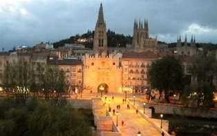 Descubre Burgos con tapas y vistas a la Catedral