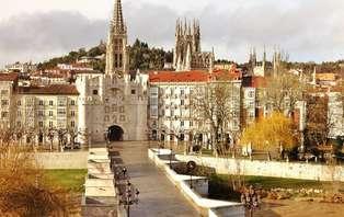 Oferta Ciudades Monumentales: Disfruta de Burgos con tapas (Desde 2 noches)