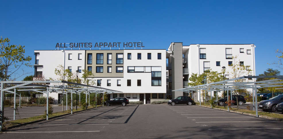 All suites appart hotel pau r sidence h teli re h tel for Appart hotel pau