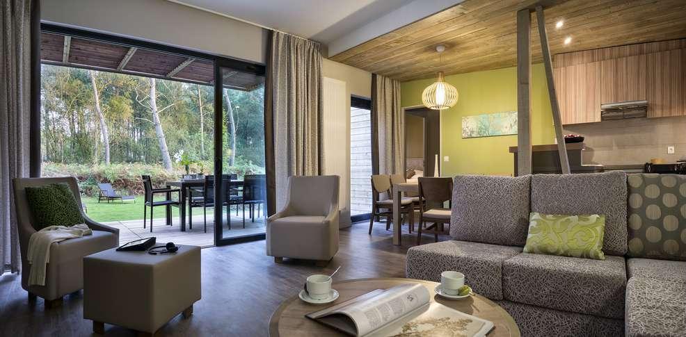 Hotel Center Parcs Domaine du Bois aux Daims, charmehotel Morton # Avis Center Parc Bois Aux Daims