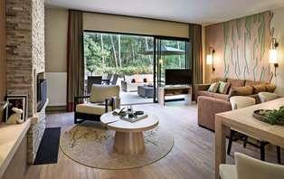 Week-end en cottage premium jusqu'à 6 personnes au Center Parcs Domaine du Bois aux Daims
