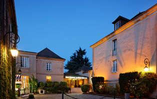 Séjour en bordure du Château de la Verrerie