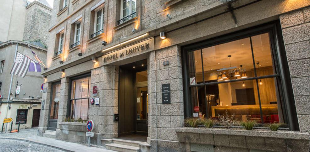 Hotel Du Louvre Saint Malo Avis