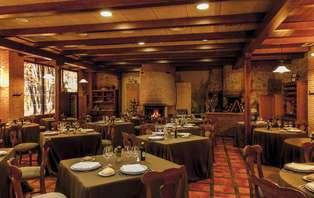 Escapada evasión total con cena romántica, acceso al Spa y gin tonic cerca de Toledo