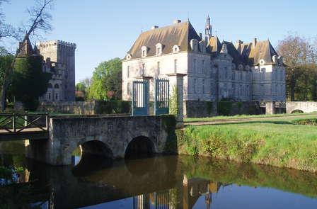 Week-end dans un château à proximité de Poitiers