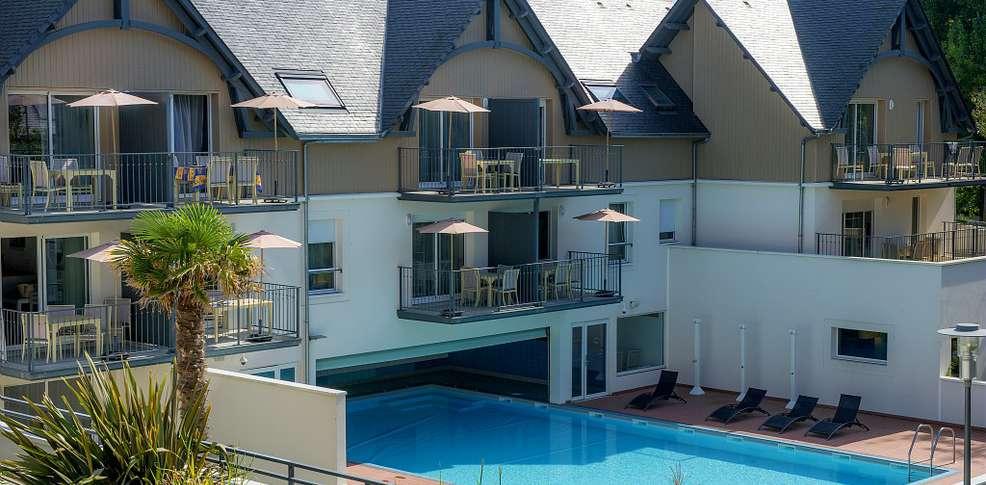 h tel les jardins d 39 arvor h tel de charme b nodet 29. Black Bedroom Furniture Sets. Home Design Ideas