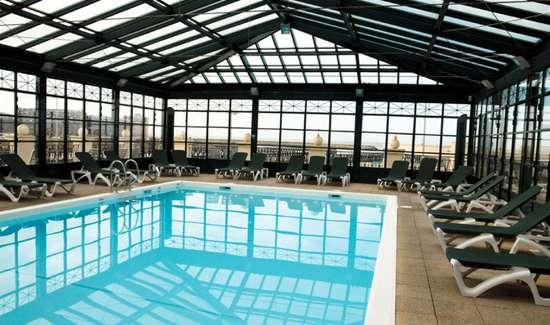 Week end a la mer trouville avec acc s la piscine for Piscine trouville