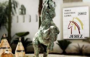 Escapada con media pensión, spa y visita a bodega en Jerez (desde 2 noches)