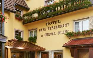 Week-end détente au coeur de l'Alsace