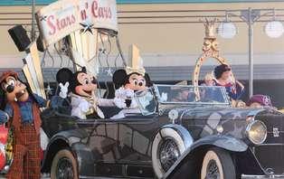 Week-end en couple ou en famille avec entrée aux 2 Parcs Disney®