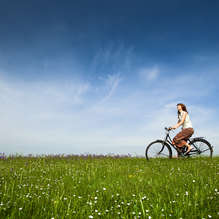 Arrangementen met de fiets