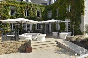 Week-end en amoureux avec dîner et champagne à Nantes