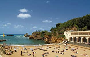 Offre Spéciale: Week-end détente & Thalasso en bord de mer, à Biarritz