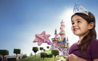 Week-end détente en famille avec entrée aux 2 Parcs Disney®