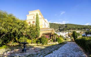 Escapada Romántica en un entorno rural en la provincia de Málaga