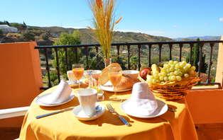 Oferta Rural: Conoce la sierra malagueña en Alcaucín con cena incluida