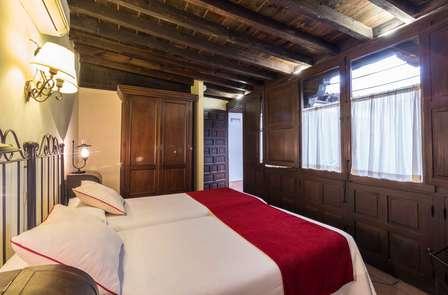 Speciale coppia: weekend romantico a Granada