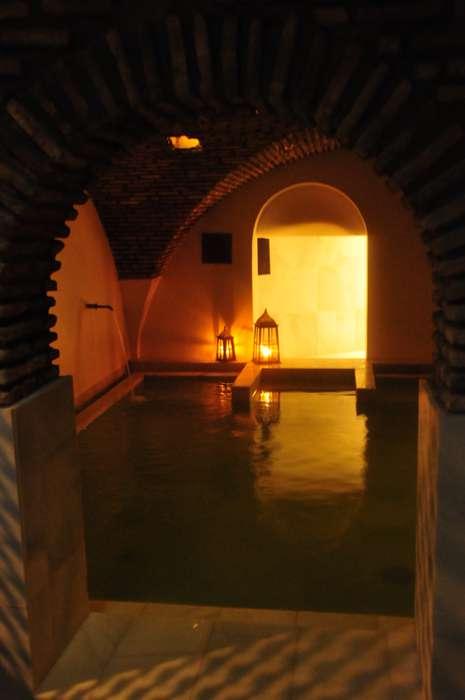 Baño Arabe En Toledo:Toledo, Castilla-La Mancha Hotel Abad Toledo