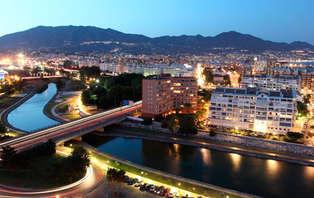 Escapada familiar en pensión completa en Fuengirola