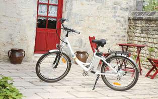 Escapade à vélo à proximité de Poitiers