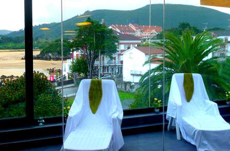 Escapada relax con cena y spa en la Costa de Cantabria