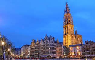 Kerstmarktspecial: fonkelend weekend in Diamantstad Antwerpen