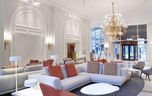 Offre d'hiver: citytrip dans hôtel de luxe au coeur de Bruxelles