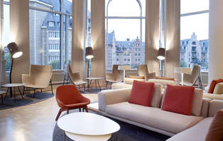 Offre d'hiver: citytrip dans hôtel deluxe au coeur d'Anvers