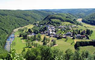 Week-end près de Vresse-sur-Semois (à partir de 2 nuits)