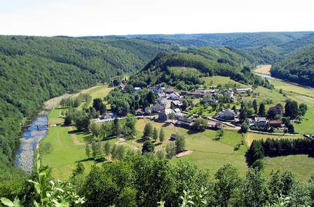 Weekend nabij Vresse-sur-Semois (vanaf 2 nachten)